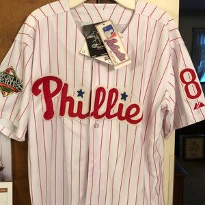 PHILLIES MLB Authentic Jersey